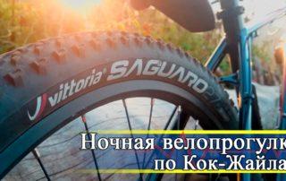 Ночное КЖ, велопрогулка =)