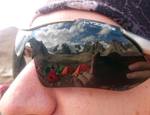 Альпиниада, Пик Молодежный (4147 метров)