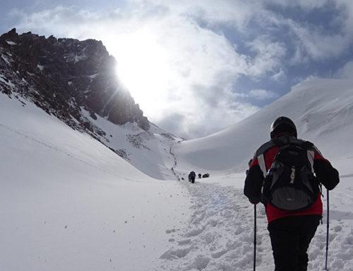 03.07.2016 Альпиниада, пик Комсомола (Нурсултана) 4376 метров.