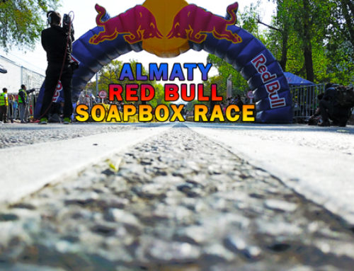 Red Bull Soapbox Race Almaty 2017