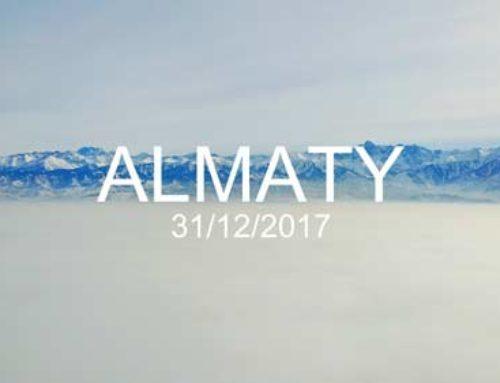Выше облаков Алматы 31/12/2017