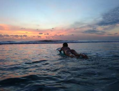 Шопинг на Бали. Цены на купальники. Серфинг на закате. Перелет Бали — Куала-Лумпур | №22