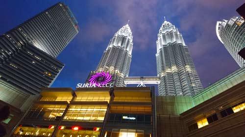 Куала-Лумпур нашими глазами. Цены, еда, проезд. Малайзия: День №1