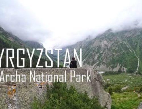 Национальный парк Ала-Арча, Киргизия.