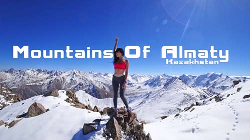 The Mountains Of Almaty | Пик «Турист»
