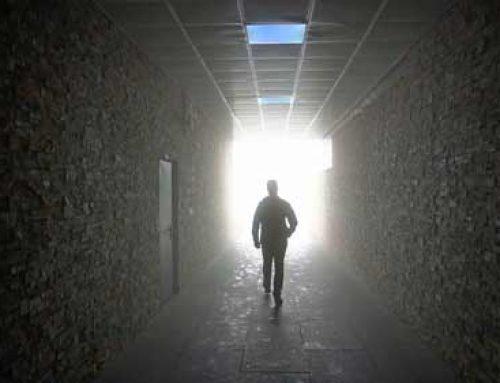 Ворота Туюк-Су: Прогулка в облаках.