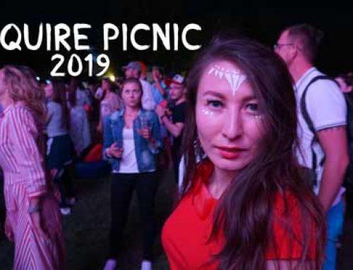 Esquire picnic 2019 | Пикник в Алматы