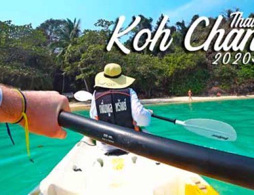 Ко Чанг 2020: экскурсия 5 островов. Отдых с родителями и беременной женой (снорклинг). Обзор маски.