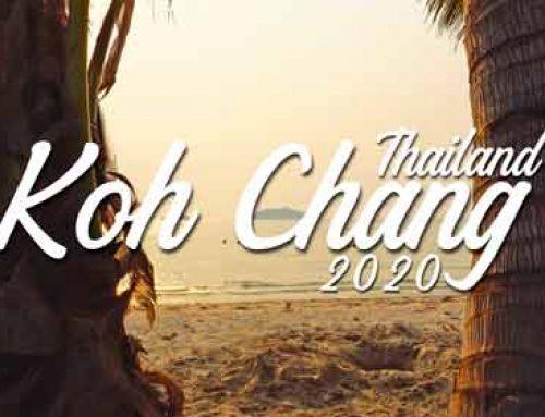 Остров Ко Чанг: обзор всех пляжей. 2020