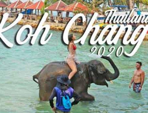 Ко Чанг 2020. Купание со слонами, обзор пляжей: Вайт Сендс, Кай Бае, Лонли, Байлан + смотровая